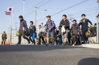 ニュース画像 2枚目:朝から多くの来場者が詰めかける