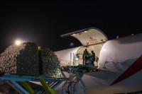 ニュース画像 1枚目:ナイロビからの貨物便輸送