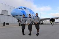 ニュース画像:ANAカード、ホノルル線A380就航記念で5,000マイルバック