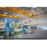 ニュース画像 2枚目:トゥールーズの最終組み立て工場でのJAL向けA350の作業風景