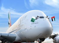 ニュース画像:エミレーツ航空、ドバイ発着のラホール、イスラマバード線で就航20周年