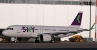ニュース画像:SMBC、チリのスカイ・エアラインに1機のA320neoを引き渡し