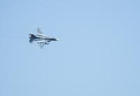ニュース画像:レーダー航跡から消失したF-2戦闘機に搭乗の隊員2名、発見・意識あり