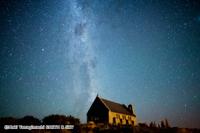 ニュース画像:ニュージーランド航空とHIS、星空体験できるミニ・プラネタリウム設置