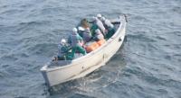 ニュース画像:海上自衛隊、墜落した築城基地所属F-2の捜索活動を実施
