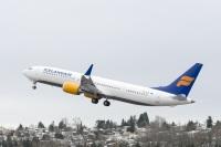 ニュース画像:BOCアビエーション、初の737-9-MAXをアイスランド航空に納入