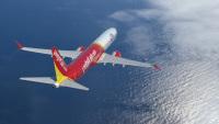 ニュース画像:ボーイング、ベトジェットエアと737 MAXの100機追加購入で合意