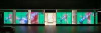 ニュース画像:TOTO、成田空港の体感型トイレに投影する映像をスポーツに刷新