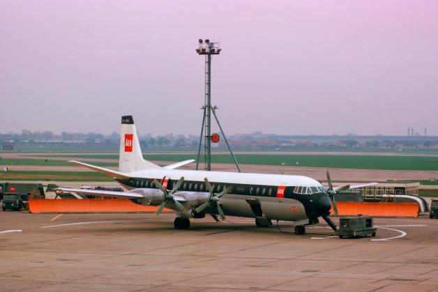 ニュース画像:ブリティッシュ・エアウェイズ、BEAレトロ塗装のA319を運航へ