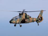 ニュース画像:陸自、OH-1観測ヘリコプターを飛行再開 明野駐屯地の部隊から