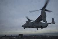 ニュース画像:防衛省と在日米軍、飛行安全の専門家会合 予防着陸や耐空性で議論