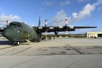ニュース画像:コープ・ノースの人道支援・災害救援訓練、空自C-130Hがテニアンへ