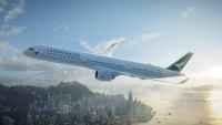 ニュース画像 1枚目: キャセイパシフィック航空 A350-1000