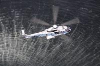 ニュース画像 1枚目:海上保安庁のスーパーピューマ