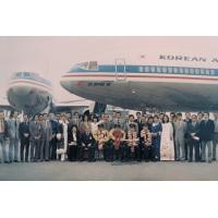 ニュース画像 2枚目:1972年4月19日、707のロサンゼルス初就航