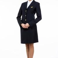 ニュース画像 6枚目:大韓航空 1972年制服