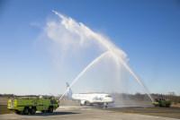 ニュース画像 1枚目:アラスカ航空、ペインフィールド乗り入れ開始時