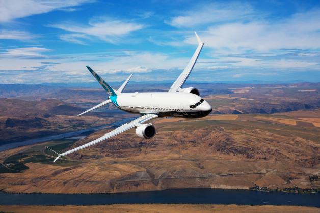 ニュース画像 1枚目:737-8-MAX