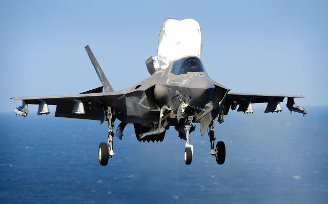 ニュース画像 1枚目:フライングタイガースのF-35B