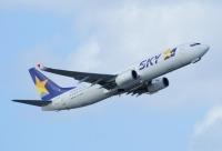 ニュース画像:スカイマーク、ゴールデンウィークに成田/サイパン線でチャーター便