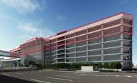 ニュース画像 1枚目:羽田空港のP4駐車場