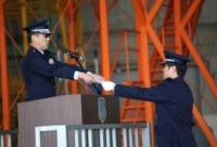 ニュース画像 1枚目:第72期試験飛行操縦士課程 卒業式