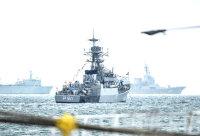 ニュース画像:護衛艦「あさぎり」、マレーシア海軍の国際観艦式に参加 共同海上演習も