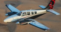 ニュース画像 1枚目:航大へのリース機と同型のビーチクラフトG58