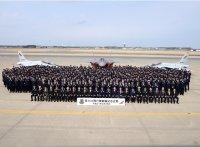 ニュース画像:三沢基地で第302飛行隊新編行事、F-35A初の飛行隊が編成
