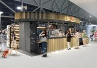 ニュース画像:関空、国際線ゲートエリアにプロント新業態のヨーロッパ風カフェオープン
