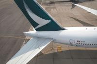 ニュース画像 1枚目:キャセイパシフィック航空 イメージ