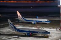 ニュース画像:アトラン・アヴィアトランス、ロシア初の737-800BCFで運航開始