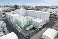 ニュース画像:川崎重工、航空機研究開発用の「新低速風洞」 3月28日に竣工