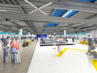ニュース画像:セントレア、9月20日にLCCターミナル供用 第1・第2に名称変更