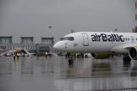 ニュース画像:エア・バルティック、A220-300が15機に 737は計画通り退役
