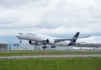 ニュース画像 1枚目:ルフトハンザドイツ航空 A350-900