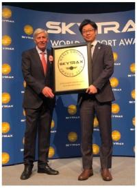 ニュース画像:成田空港、スカイトラックスのスタッフ部門で世界1位を獲得