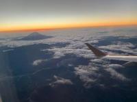 ニュース画像:FDAが関西発着チャーター便、「令和」改元日に富士山で日の出観賞
