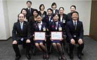 ニュース画像:成田空港、CSアワード2018年間グランプリ選定 感動を生んだ心遣い