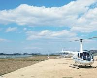 ニュース画像:つくば航空、4月の遊覧飛行は「道の駅ましこ」などで計8日間実施