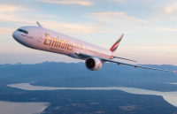 ニュース画像:エミレーツ航空、ドバイ/ザクレブ線の運航を再開 777でデイリー運航