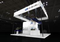 ニュース画像:SUBARU、アジア市場向け国際展示会で「412EPX」の模型展示