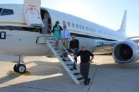 ニュース画像:737-700の米海軍型、13機目のC-40Aクリッパーが納入される