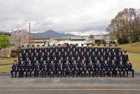 ニュース画像:防府北基地、4月10日に第75期航空学生課程の入隊式を挙行