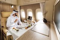 ニュース画像 1枚目:エミレーツ航空 777「スイート」