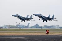 ニュース画像:新田原基地、第8師団創隊記念行事をF-15J/DJで支援