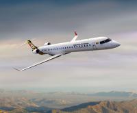 ニュース画像 2枚目:ウガンダ・エアラインズのCRJ-900