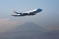 ニュース画像:トランプ大統領、5月に来日 VC-25は羽田到着か