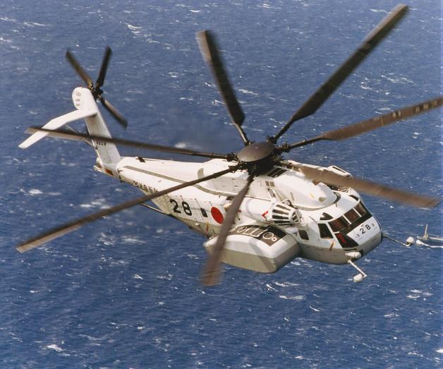 ニュース画像 1枚目:海上自衛隊 MH-53E