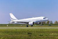ニュース画像:ACJ319neoが初飛行、飛行時間は1時間55分